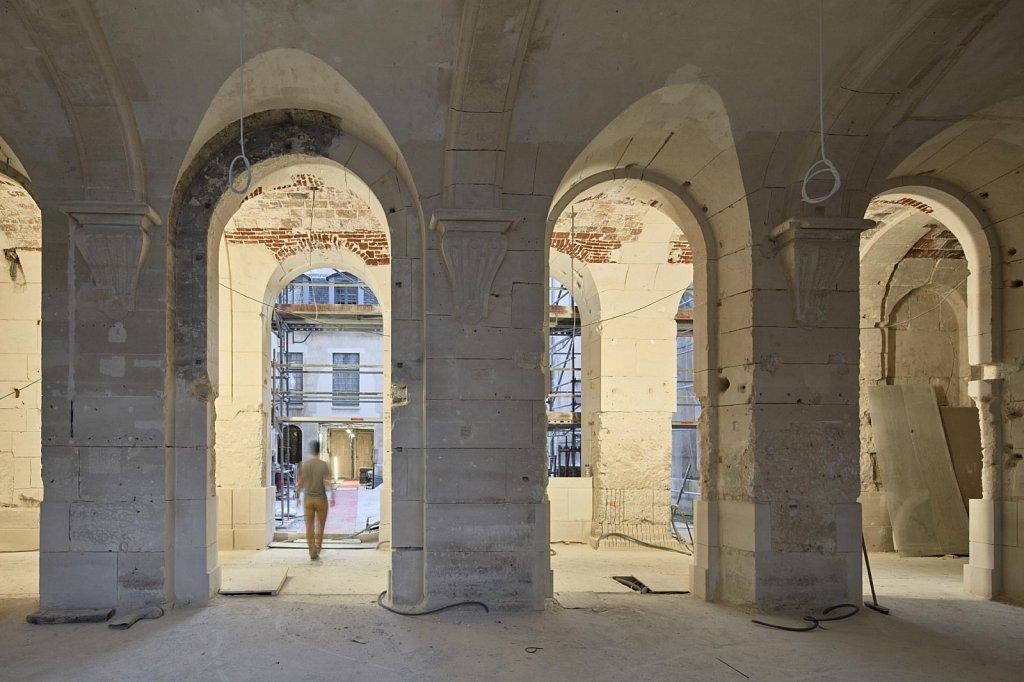Réhabilitation de l'abbaye de penthemont - Paris